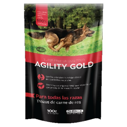 AGILITY POUCH CARNES exiagricola
