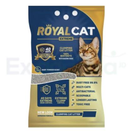 ARENA ROYAL CAT (AROMA A TALCO DE BEBÉ)