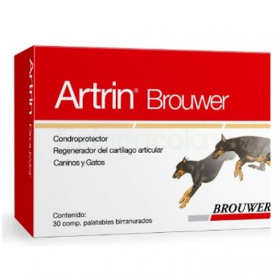 ARTRIN BROWER 400x400 - ARTRIN BROUWER X 30 TAB (CONDROPROTECTOR)