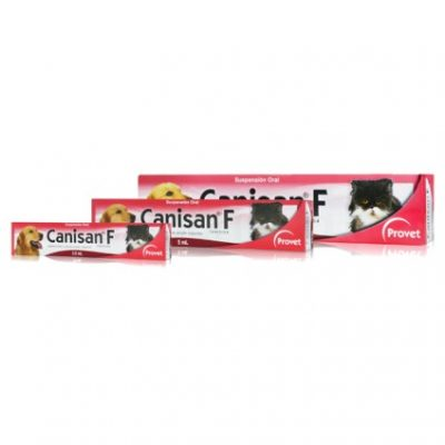 CANISAN F 400x400 - CANISAN F ORAL ADULTO