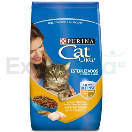 CAT CHOW ESTERILIZADOS - CAT CHOW ESTERILIZADOS