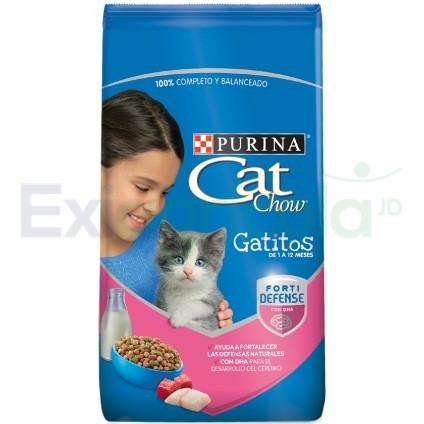 CAT CHOW GATITOS - CAT CHOW GATITOS (CACHORROS)