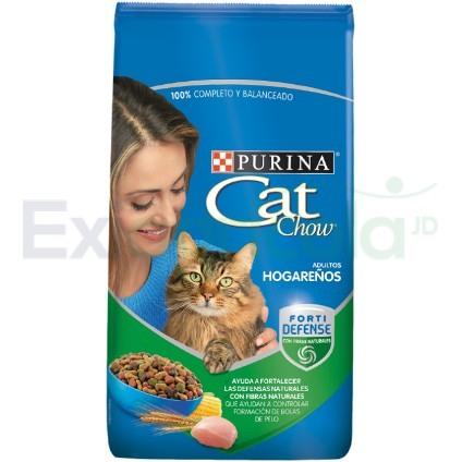CAT CHOW HOGAREÑO - CAT CHOW ADULTOS HOGAREÑOS