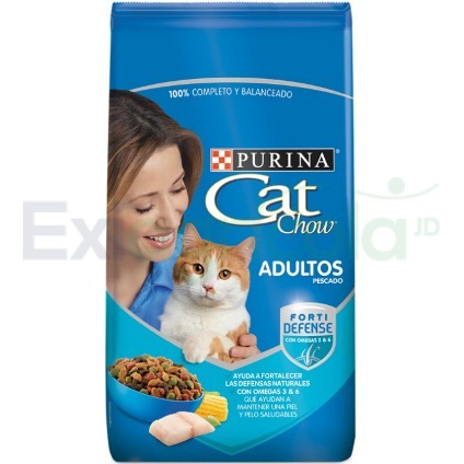 CAT CHOW PESCADO - CAT CHOW ADULTOS PESCADO