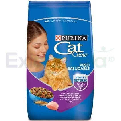 CAT CHOW PESO SALUDABLE - CAT CHOW PESO SALUDABLE (LIGHT)