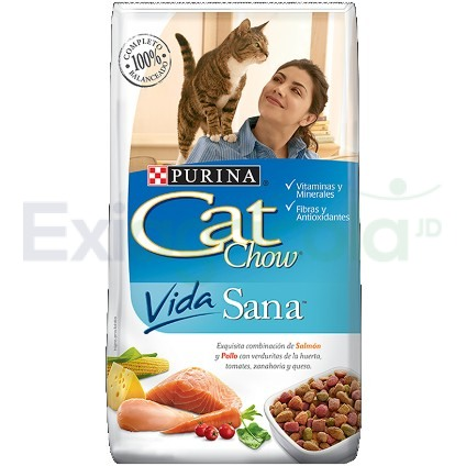 CAT CHOW VIDA SANA - CAT CHOW VIDA SANA