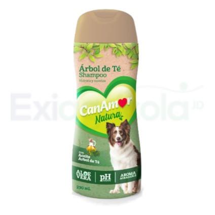 CHAMPU CANAMOR ARBOL DE TE