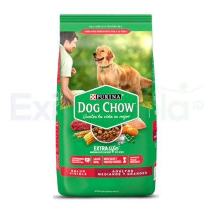 DOG CHOW ADULTO RAZA MEDIANA GRANDE