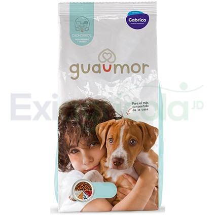 Guaumor cachorro raza mediana_grande_exiagricola
