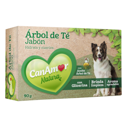 JABON CANAMOR ARBOL DE TE