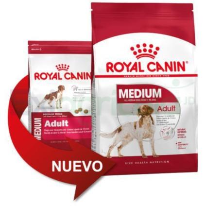 ROYAL CANIN medium ADULTO2 - ROYAL CANIN MEDIUM ADULT