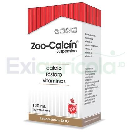 ZOO CALCIN - ZOO CALCIN X 120 ML