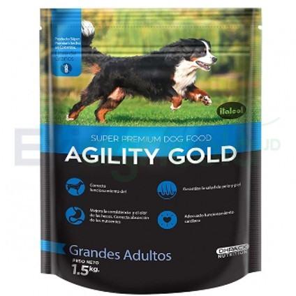 agilitygrande - AGILITY GOLD GRANDES ADULTOS