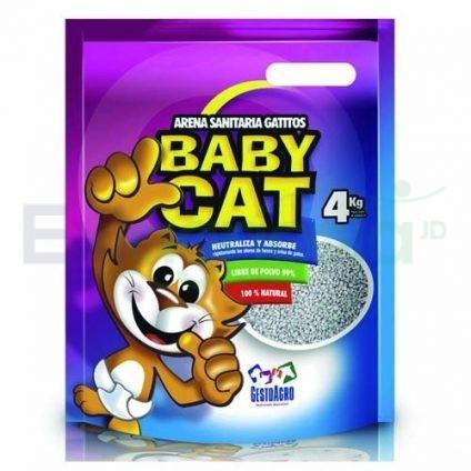 arena baby cat exiagricola - ARENA BABY CAT X 4 KG