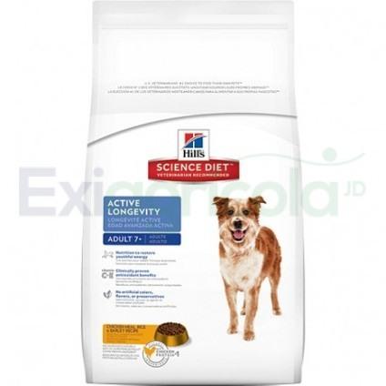 canine senior - CANINE SENIOR 7+ ORIGINAL