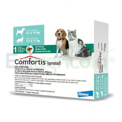 comfortis 560 9 a 18 exiagricola