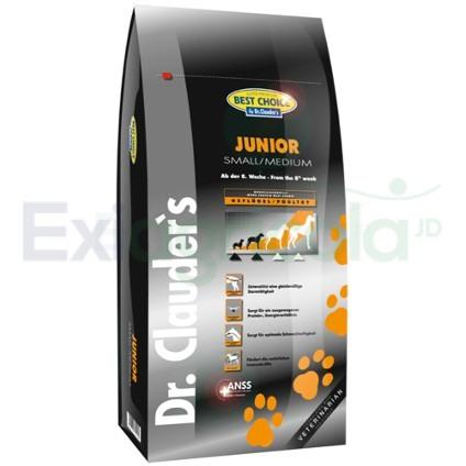 doctor clauders junior small - DR CLAUDER'S JUNIOR SMALL/MEDIUM (CACHORRO)