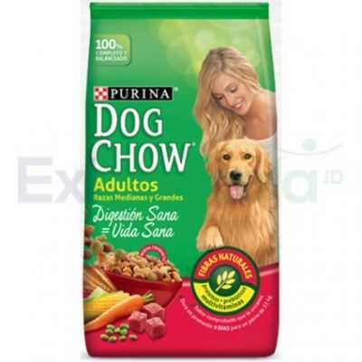 DOG CHOW ADULTO RAZA MEDIANA