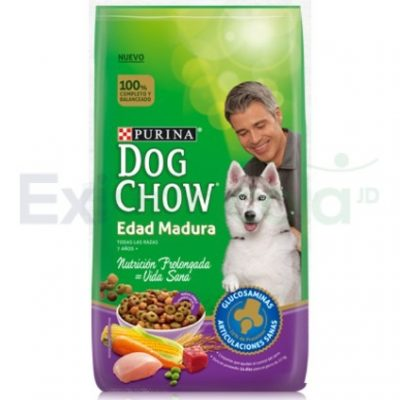 DOG CHOW SENIOR EXIAGRICOLA