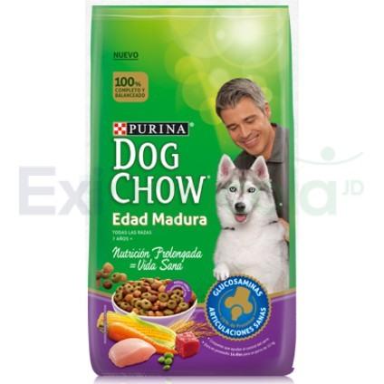 DOG CHOW SENIOR EXIAGRICOLA