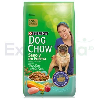 DOG CHOW SANO Y EN FORMA