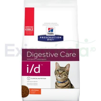 feline ID - FELINE I/D X 4 LB (CUIDADO DIGESTIVO)