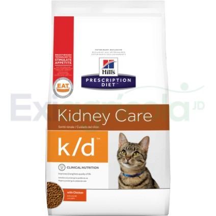 feline kd - FELINE K/D X 4 LB (CUIDADO RENAL)