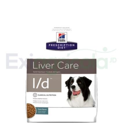 ld - CANINE L/D X 17.6 LB (CUIDADO HEPATICO)
