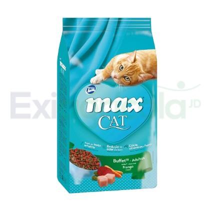 max CAT BUFFET - MAX CAT ADULTO BUFFET (POLLO)