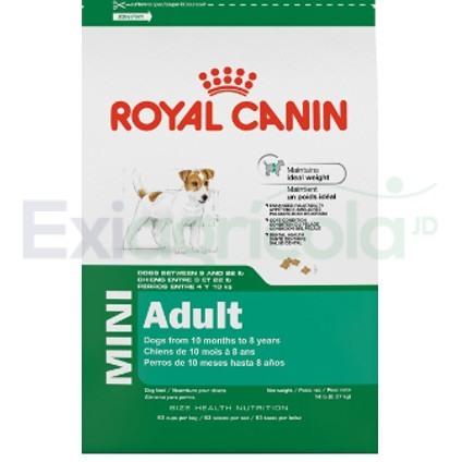 miniadult - ROYAL CANIN MINI ADULTO