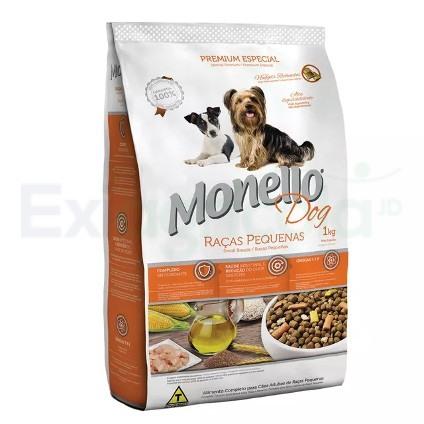 comida para perro monello raza pequeña exiagricola