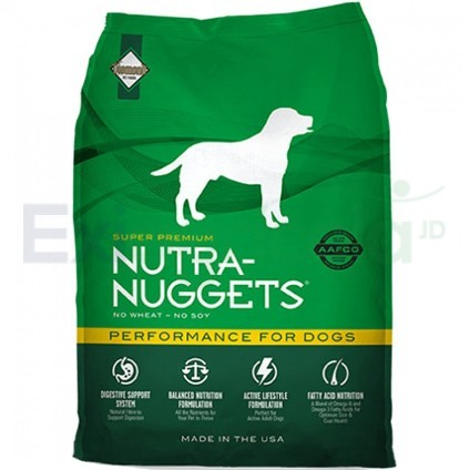 nutra nuggets performance - NUTRA NUGGETS PERFORMANCE X 15 KG