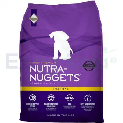 nutra nuggets puppy - NUTRA NUGGETS PUPPY (CACHORRO)