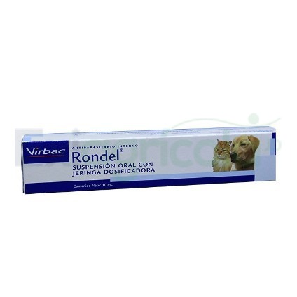 rondel oral  - RONDEL ORAL ADULTO X 10 ML