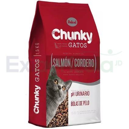 CHUNKY CATS CORDERO - Chunky Cats Salmón & Cordero