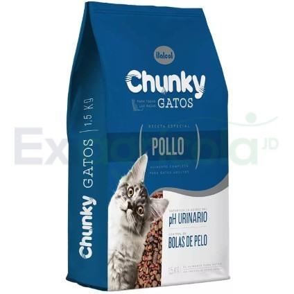 CHUNKY CATS POLLO - Chunky Cats Pollo