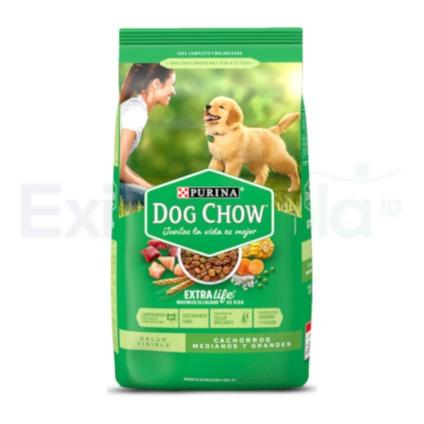 DOG CHOW CACHORRO RAZA MEDIANA