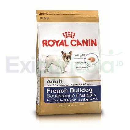 french - ROYAL CANIN FRENCH BULLDOG ADULTO X 3 KG
