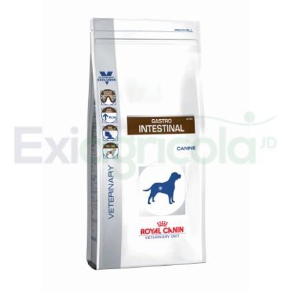 gastro - ROYAL CANIN GASTRO INTESTINAL X 2 KG