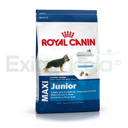 maxijun - ROYAL CANIN MAXI JUNIOR (CACHORRO)