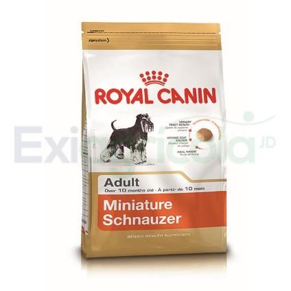 minishn - ROYAL CANIN MINI SCHNAWZER ADULTO X 4.5 KG