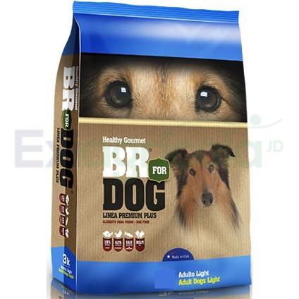 BR FOR DOG LIGHT - BR FOR DOG ADULTO LIGHT