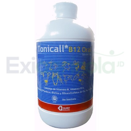 CLBTON006 tonicall oral - TONICALL ORAL B12