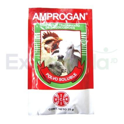amprogan sobre - AMPROGRAN SOBRE X 25 GR