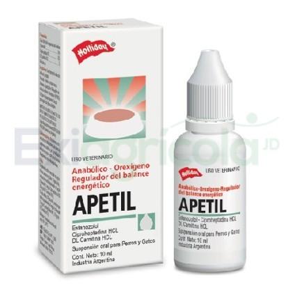 apetil - APETIL GOTERO X 10 ML