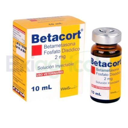betacort - BETACORT X 10 ML (BETAMETASONA)