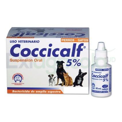 coccicalf - COCCICALF 5% ORAL X 10 ML