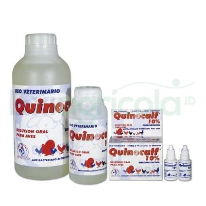 quinocalf oral - QUINOCALF ORAL 10% (ENROFLOXACINA)