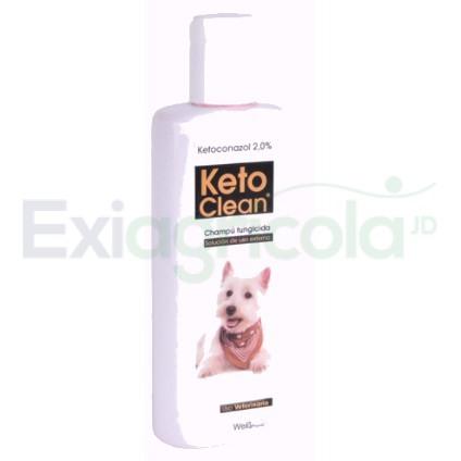 shampoo ketoclean - CHAMPÚ KETOCLEAN (KETOCONAZOL)