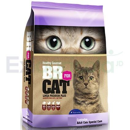 BR FOR CAT CASTRADOS